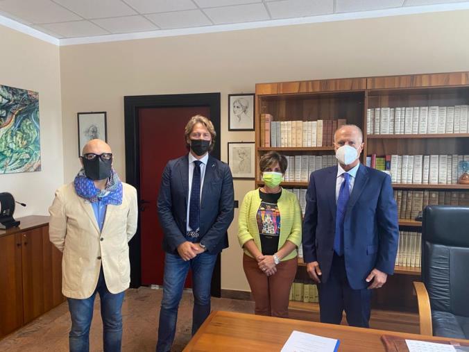images Gratuito patrocinio, a Catanzaro firmato l'accordo tra l'Ordine degli avvocati e l'Agenzia delle Entrate