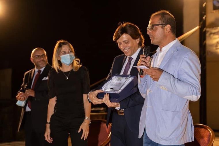 images Nona edizione del premio Muricello 2021 a San Mango d'Aquino: i vincitori