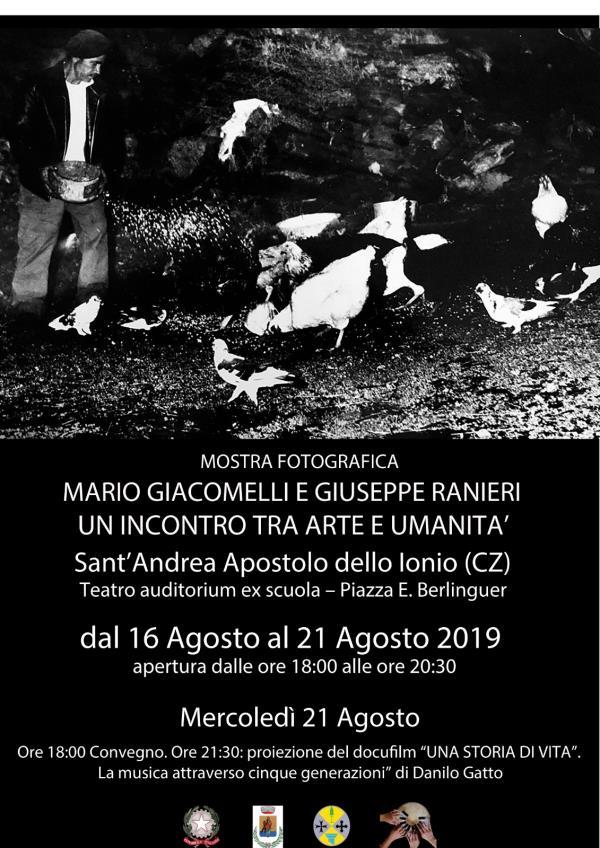 La musica di cinque generazioni a Sant'Andrea con Danilo Gatto