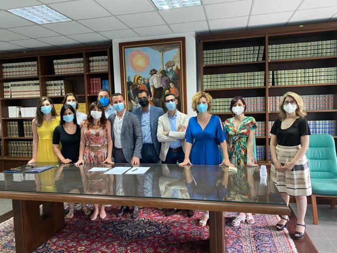 images Vibo Valentia. L'associazione dei giovani avvocati rinnova il direttivo