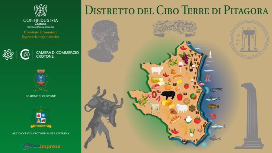 """images Crotone. Il Comune ha aderito al Distretto del Cibo """"Terre di Pitagora"""""""