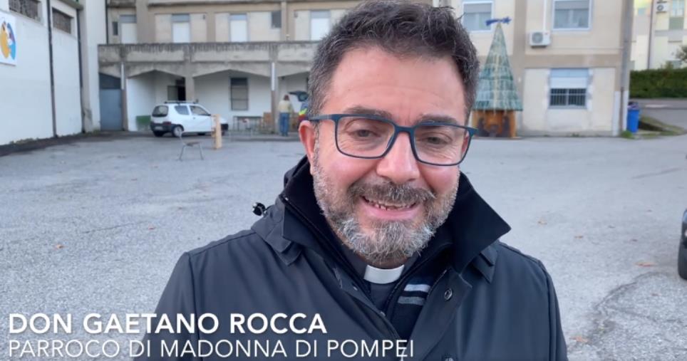 images La parrocchia Madonna di Pompei a Catanzaro è al fianco delle famiglie bisognose anche a Capodanno