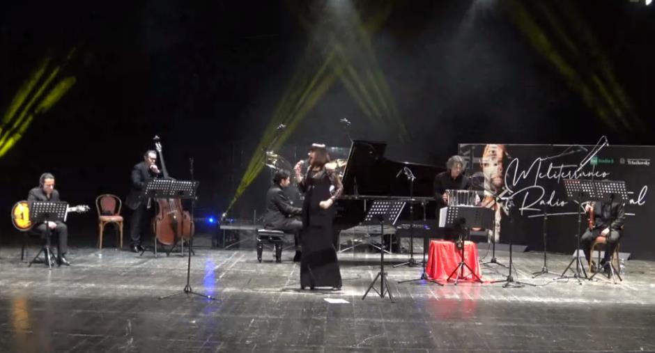 """images Catanzaro. Al via la II edizione del """"Mediterraneo radio festival"""" al Politeama, si omaggia Astor Piazzolla"""