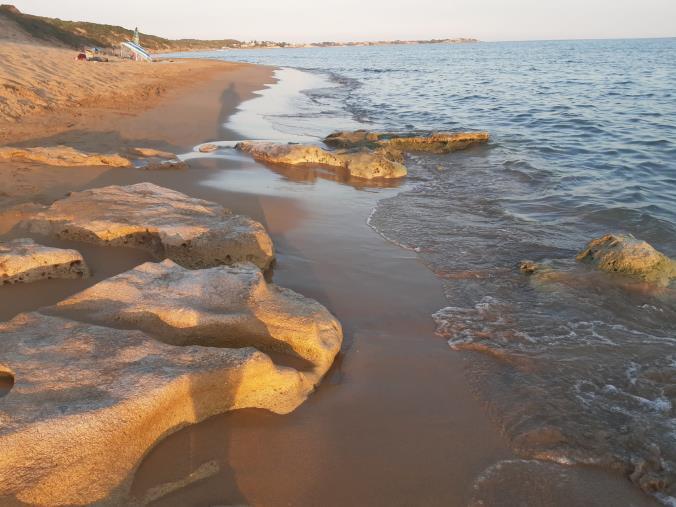 """images Gianpiero Taverniti racconta Sovereto di Isola capo Rizzuto: """"Spiaggia dei Gigli, forte essenza di Calabria"""" (VIDEO)"""
