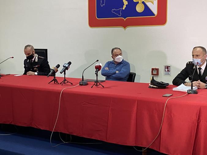 """images 'Ndrangheta nel Crotonese, Gratteri: """"Blitz anticipato perché clan pronto ad uccidere"""""""