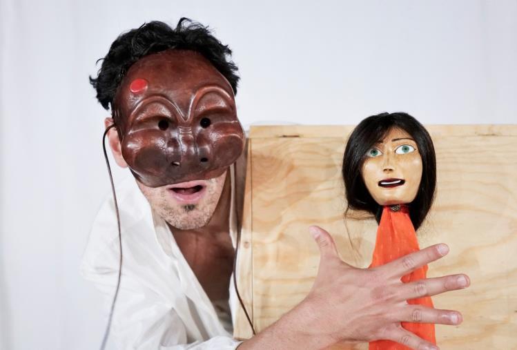 """images """"Passi sulla mia testa"""", dal 14 al 18 luglio al Teatro Comunale di Badolato la nuova produzione della Compagnia Teatro del Carro"""