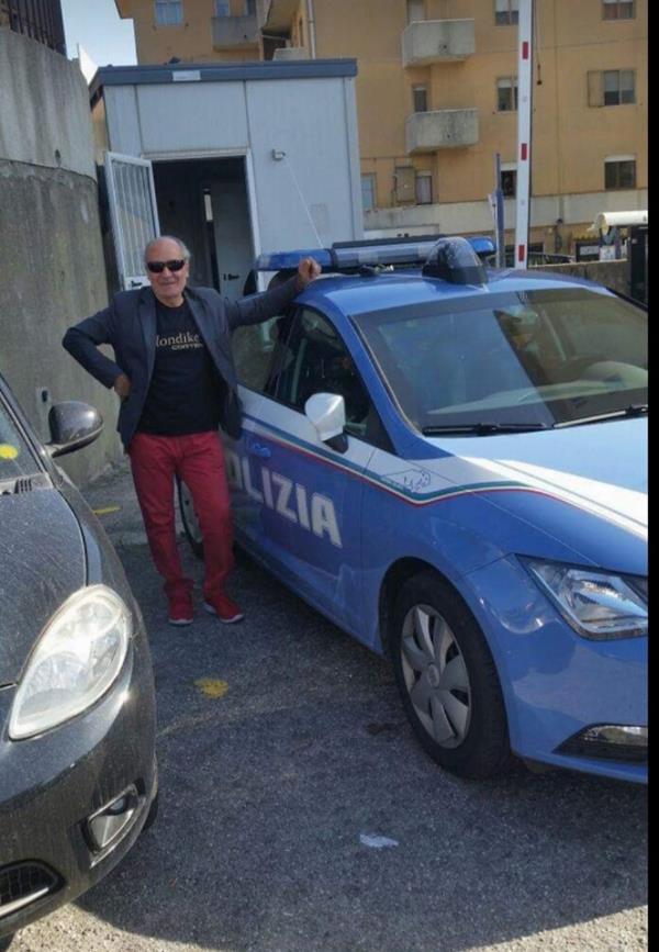 """images Carabiniere ucciso a Roma, Allotta: """"Nazione abbandonata a se stessa"""""""