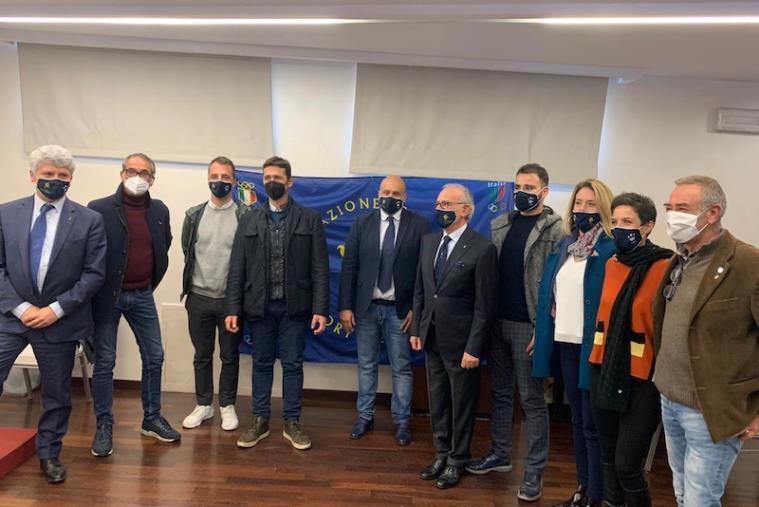 images FISE Calabria: Roberto Cardona riconfermato alla guida del Comitato Regionale