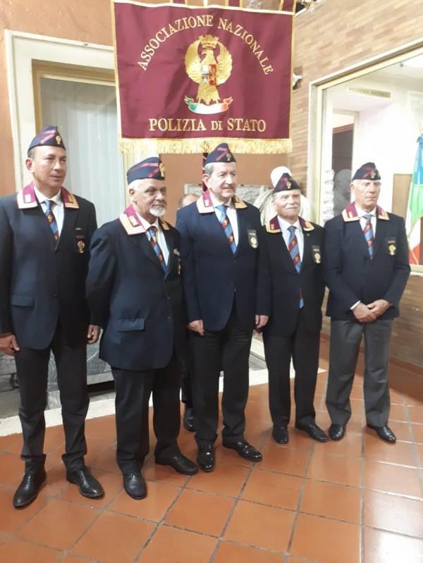 images Emilio Verrengia alla Vice Presidenza Nazionale dell'Anps