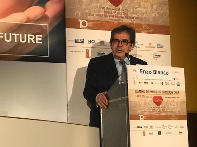"""images Recovery Plan. Bianco (Anci) aderisce all'iniziativa di Oliverio """"contro l'isolamento del sud"""""""