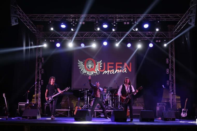 """images Successo per il """"Reggio Live Fest 2019"""", si chiude con i Queenmania"""