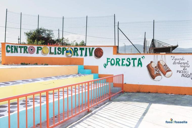 """images Chiaravalle, ripartono le attività del centro polisportivo """"Foresta"""""""