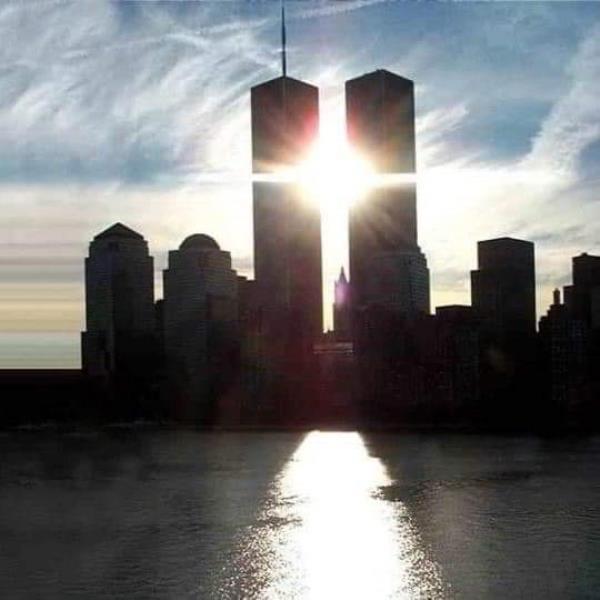images L'11 settembre nei ricordi di un superstite: Zicchinella racconta la storia di suo cugino David