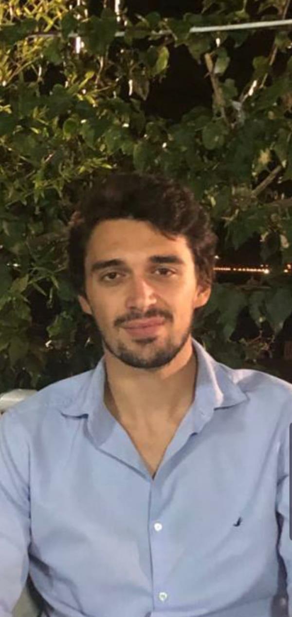"""images Coronavirus. Lo studente Enrico Fratto: """"Se le cose vanno male in Calabria tocca a noi lavorare"""""""