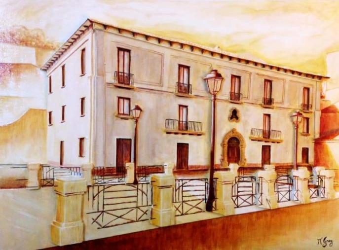 images Giornate Fai 2021: successo per la mostra pittorica nella Biblioteca comunale di Montauro