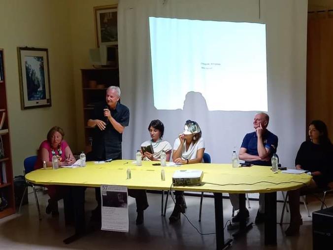 images A Soveria Simeri incontro fra testimonianza attiva e teatro per ricordare il giudice Borsellino