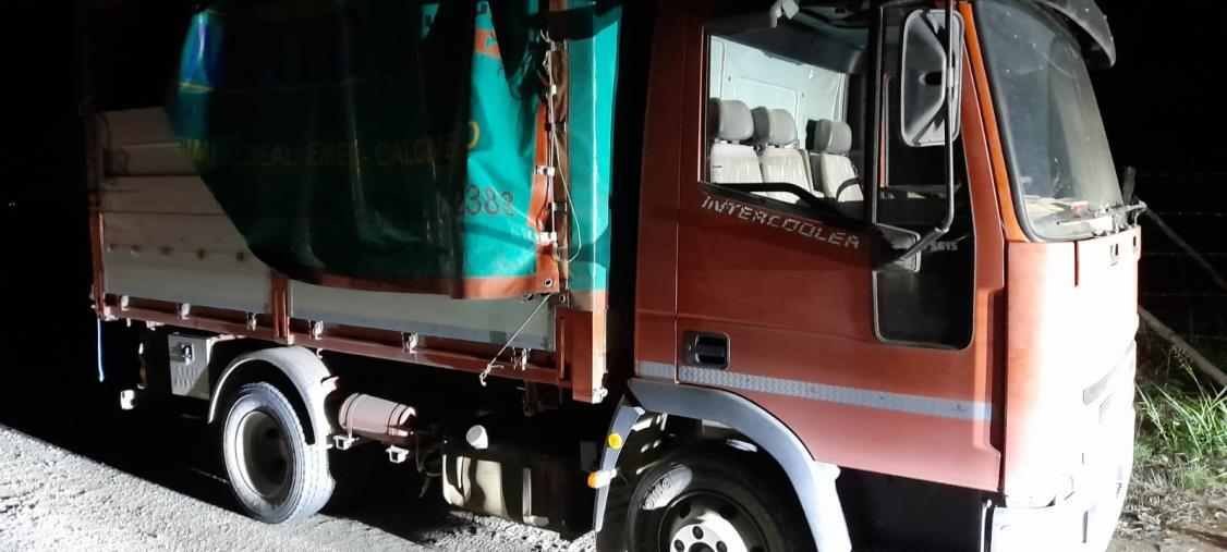 images Castrovillari, l'Assipol ritrova un camion rubato: avvertiti i carabinieri