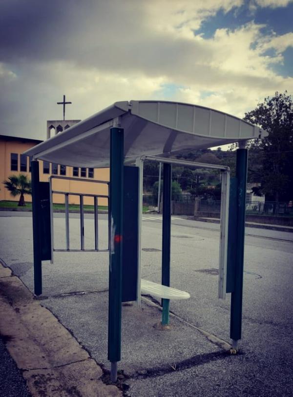 """images Stefano Veraldi incalza Abramo: """"Catanzaro città virtuosa? Si parta dalle pensiline degli autobus"""""""