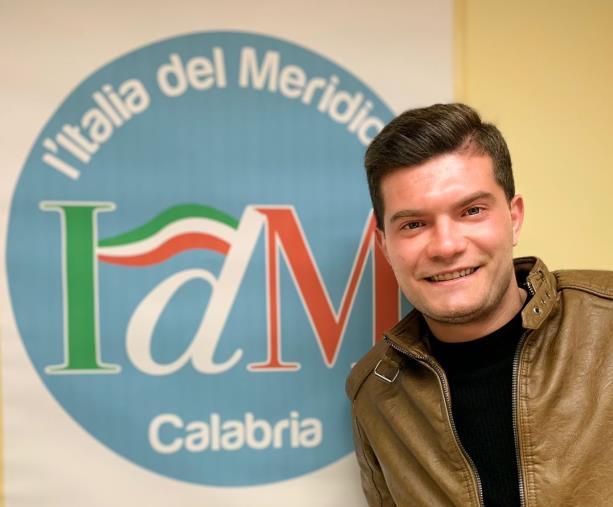 Anche Mendicino ha il suo commissario cittadino IdM Giovani: è Umberto Marino