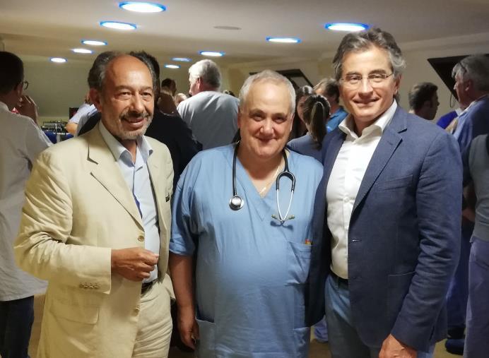 images Antonio Soccorso Capomolla è il nuovo direttore sanitario del Sant'Anna Hospital