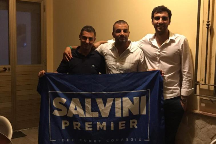 images Falerna, Fabio Nucifora coordinatore cittadino della Lega Giovani