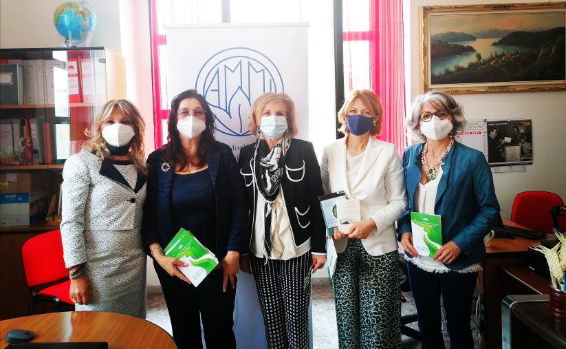 images Catanzaro. Conclusi gli incontri Ammi organizzati con il 'Gutenberg': la violenza contro le donne e la tutela dell'ambiente tra i temi trattati