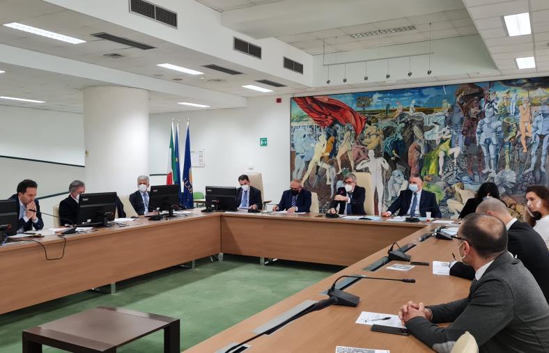 """S. Anna Hospital. In commissione Sanità i delegati dell'Asp, Esposito: """"Livello attenzione resta alto"""""""