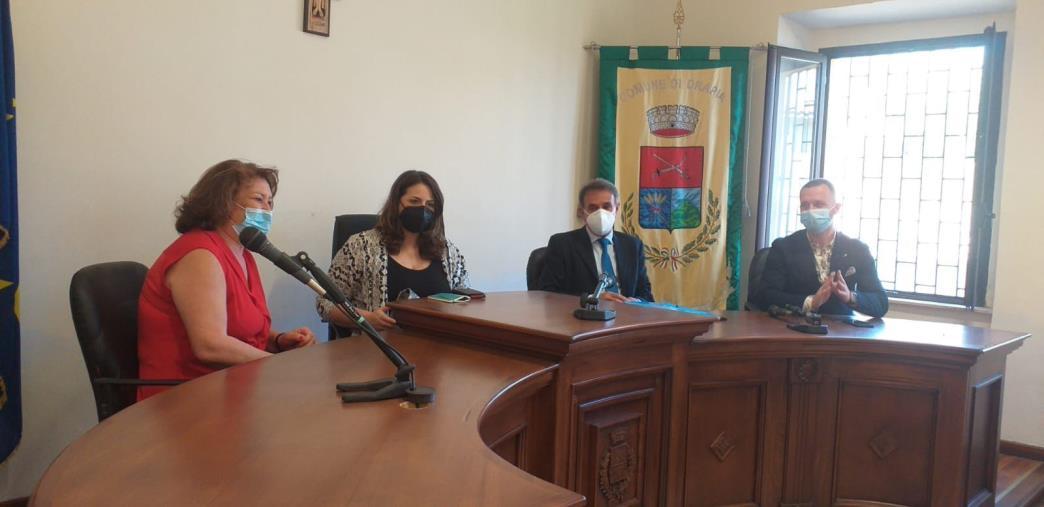 """images Il sottosegretario Dalila Nesci incontra diversi sindaci calabresi: """"Sempre in ascolto dei territori"""""""