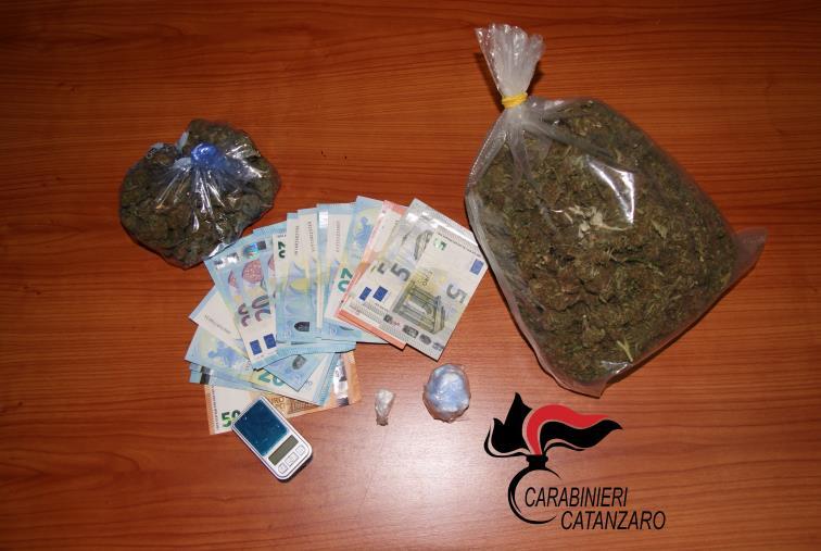 images Droga in casa e soldi in auto, scarcerato il quarantenne Giuseppe Trapasso