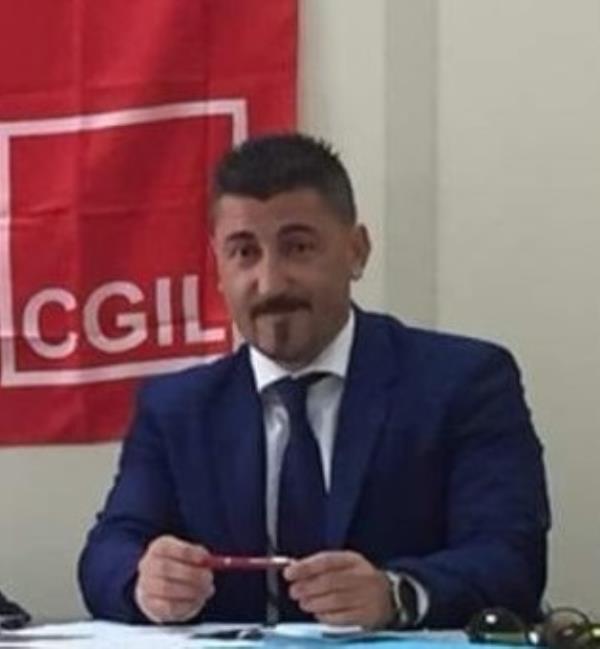 """images Callea (Fp Cgil): """"Si predisponga un piano vaccinale per i vigili del fuoco di Reggio Calabria"""""""