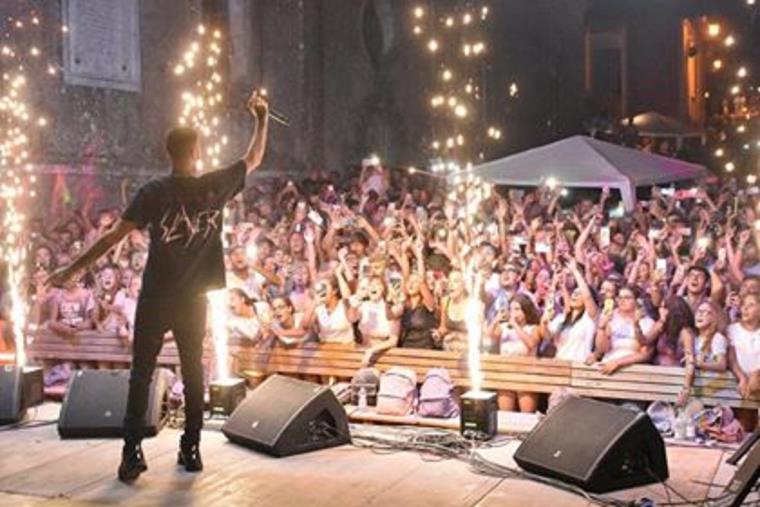 images Francesco Rondinelli punta al reggaeton con Fred De Palma