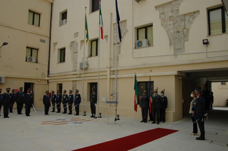 images Anche la Calabria festeggia l'anniversario della Guardia di Finanza