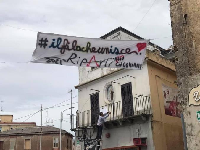"""images Catanzaro. Dal gruppo """"Rip-Arti-Amo Gagghianu"""" l'iniziativa per unire le due congregazioni dedicate alla Vergine Maria"""