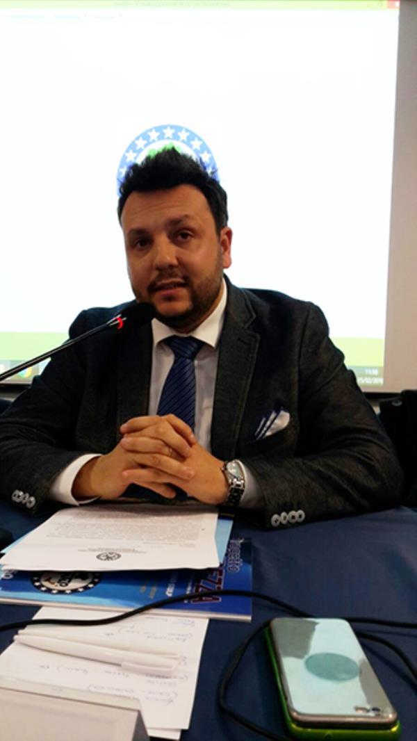 """images Arresti nel Crotonese. Giammarino (Siulp) plaude ai colleghi: """"Abbiamo sempre creduto nelle Istituzioni e continueremo a farlo"""""""