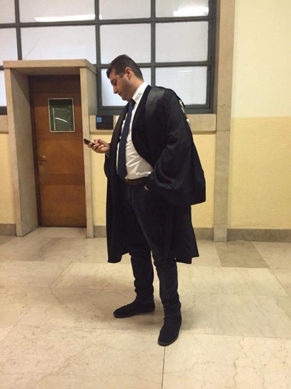 """images Truffe assicurative, """"Violentemente investito"""": assolto l'avvocato Giampiero Mellea e altri 27"""