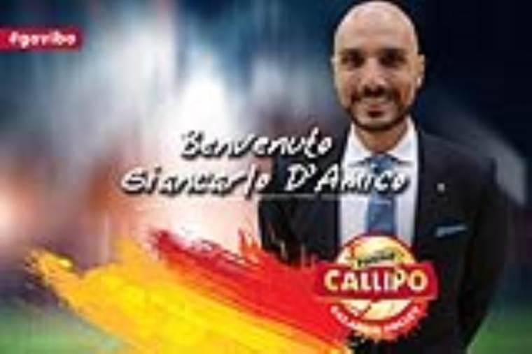 Giancarlo D'Amico è il nuovo vice allenatore  della Tonno Callipo Calabria Volley Vibo Valentia