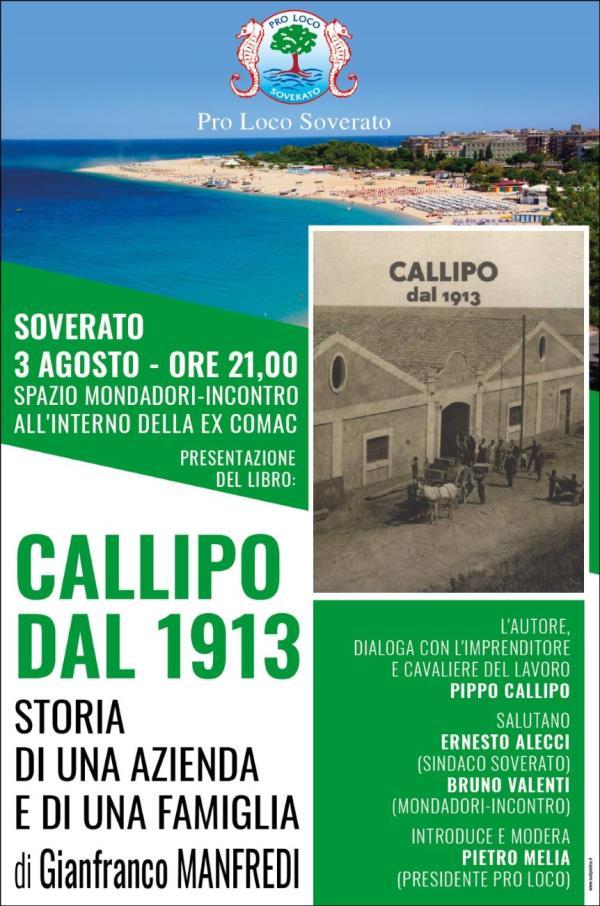 images A Soverato si ripercorre la storia della Callipo con il libro di Gianfranco Manfredi