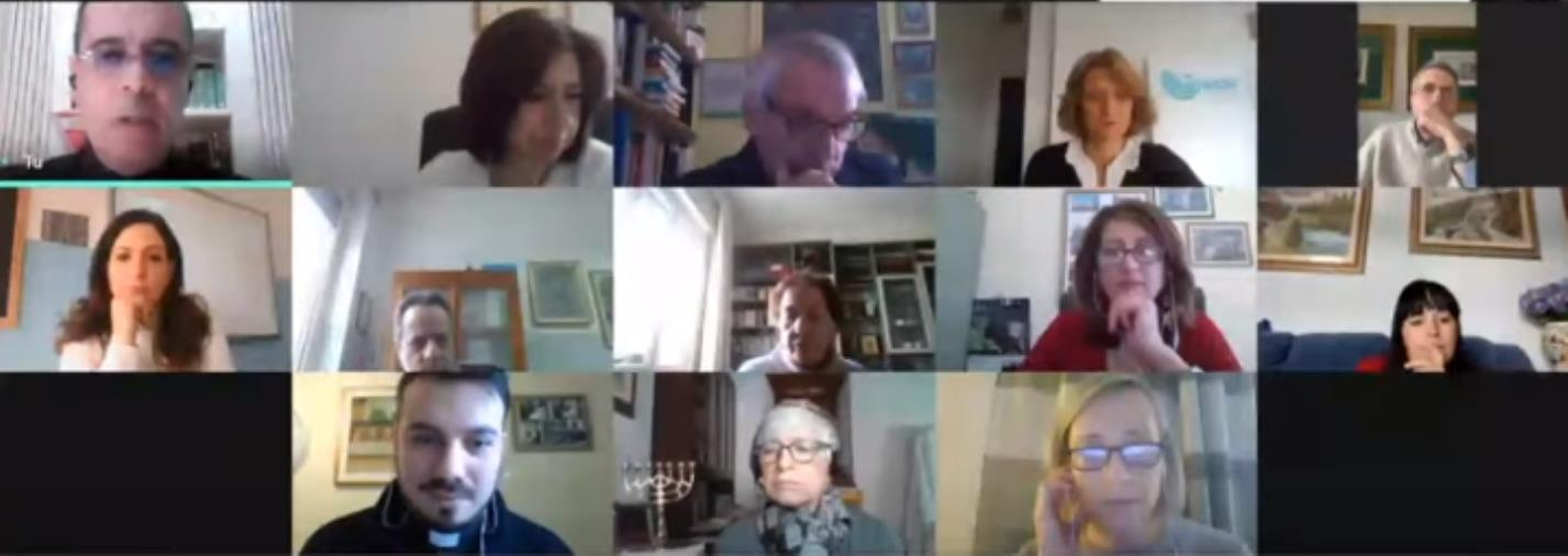 """images Progetto Memoria. Cinque scuole del catanzarese ricordano Gino Bartali, la nipote Gioia: """"Vorrei fosse il nonno di tutti"""""""