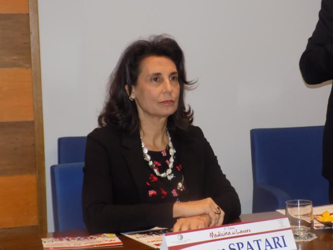 Medicina del lavoro. A tu per tu con la Professoressa Giovanna Spatari, Presidente SIML