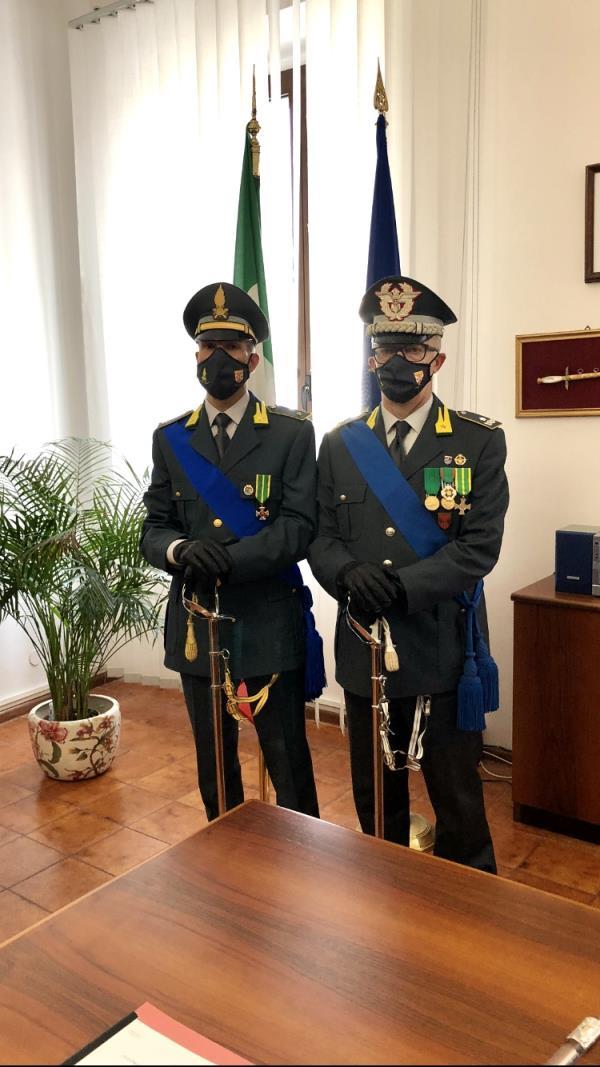 images Soveria Mannelli. Promozione per meriti eccezionali: cerimonia di giuramento individuale del sottotenente Giuseppe Rausa