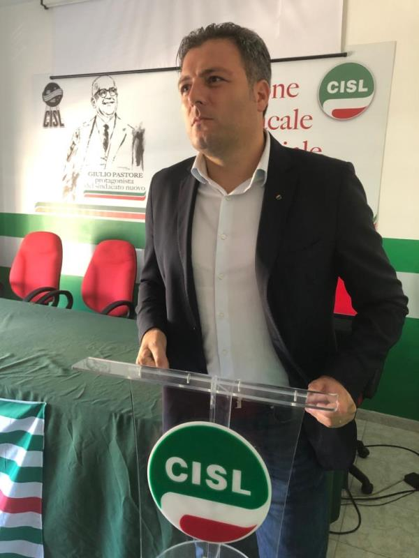 """images Coronavirus. Lavia (Ust Cisl Cosenza): """"Solidarietà a Oriolo e al suo sindaco. Gratitudine ai primi cittadini per loro impegno"""""""