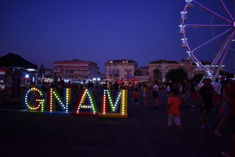 """images A Catanzaro Lido è iniziato """"GNAM"""", l'evento più delizioso che c'è"""