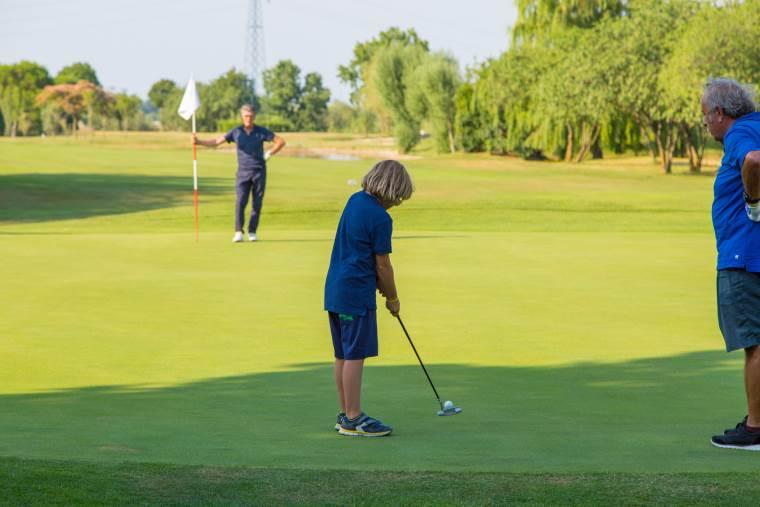 """images """"Golf a scuola"""", a Cetraro un progetto nazionale"""