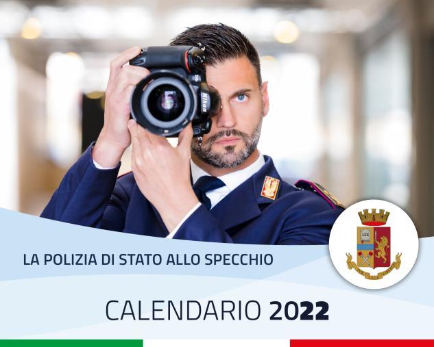 """images Calendario della Polizia di Stato 2022, il ricavato della vendita finanzierà il progetto Unicef """"Covax per un accesso equo e globale ai vaccini"""""""