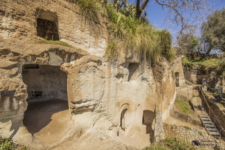 """images Arpacal: """"Le Grotte di Zungri nelle Memorie descrittive della Carta Geologica d'Italia"""""""