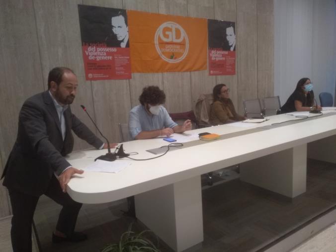 """images """"La società del possesso. Violenza de-genere"""": a Catanzaro confronto a più voci con la senatrice Valente"""
