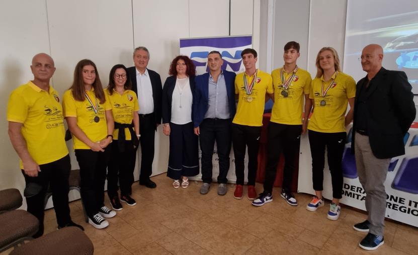 images Campionati Italiani Lifesaving. Premiati 4 atleti della Calabria Swim Race di Catanzaro