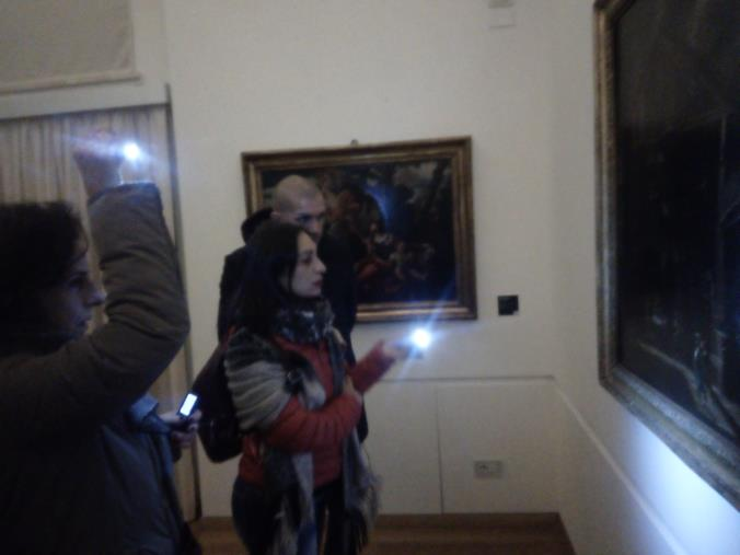 """images """"Una notte al museo"""" alla mostra di Bernini e nelle Gallerie del San Giovanni. Cardamone: """"Scommessa vinta"""" (VIDEO)"""