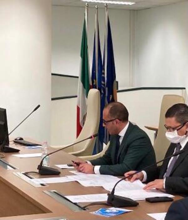 images Seduta della commissione antindrangheta: approvato il piano speciale legalità