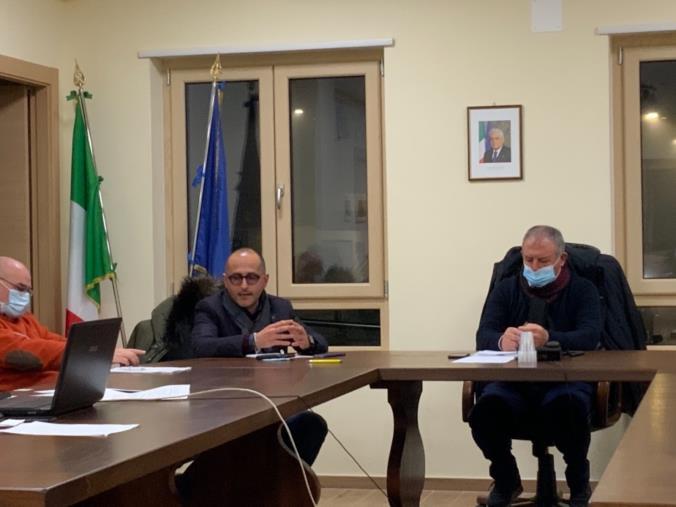 images Rafting al Parco Nazionale del Pollino. A Laino Castello i sindaci incontrano il consigliere De Caprio